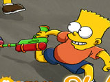 The Simpsons Game: Water Shooter