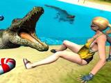 Игра Симулятор Крокодила: Охота