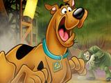 Игра Скуби Ду: Побег от Чудовища