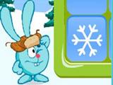 Игра Смешарики: Морозко