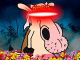 Игра Приключения Лазерной Коровы