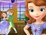 София Прекрасная Танцует Вальс