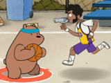 Игра Медвежий Баскет
