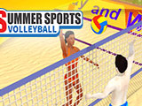 Игра Летние Виды Спорта: Волейбол
