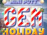 Игра Праздничный Мини Гольф