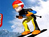 Игра Спорт: Снежные Блейзеры