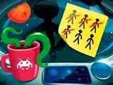 Игра Стикмен: Изоляция в Космосе
