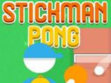 Игра Стикмен Понг