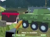 Игра Стрелялка: Военная Зона