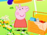Свинка Пеппа: Декор Заднего Двора