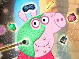 Игра Свинка Пеппа: Макияж