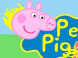 Игра Свинка Пеппа: Гонка