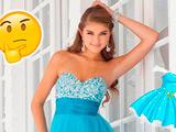 Тест: Цвет Твоего Платья на Выпускной