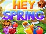 Игра Три в Ряд: Привет Весна