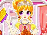 Игра Уборка в Замке Принцессы 2