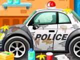 Мойка Полицейской Машины