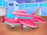 Игра Уборка Грязного Самолёта