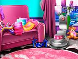 Игра Уборка В Доме Девушки