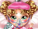 Игра Уход за Больной Малышкой
