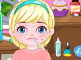 Уход за Малышами: Аллергия Малышки Эльзы