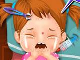 Непослушная Девочка у Доктора