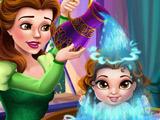 Игра Принцесса Бель и её Малышка