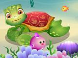 Игра Уход за Черепахой