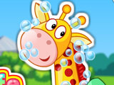 Игра Уход за Жирафом