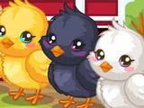 Игра Пасхальные Цыплята: Уход