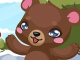 Игра Уход за Медвежонком