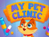 Игра Клиника для Домашних Животных
