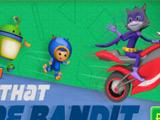 Умизуми: Поймай Форма Бандита