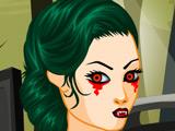 Игра Стильная Вампирелла