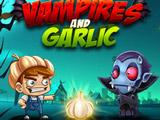 Игра Вампиры и Чеснок