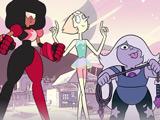Steven's Universe: Gems Test