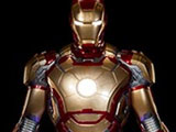 Iron Man: Costume Testing