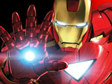 Iron Man: Battle in the City онлайн
