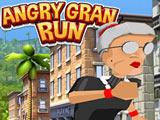 Игра Злая Бабушка Бежит
