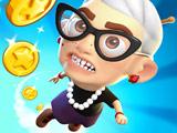 Игра Злая Бабушка: Прыжки
