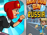 Игра Злая Бабушка: Россия