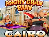 Игра Беги Бабуля Беги: Каир