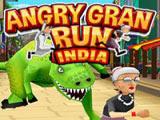 Игра Злая Бабушка: Индия