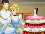Игра Свадебный Торт Золушки