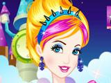 Игра Золушка Эмо: Одевалка