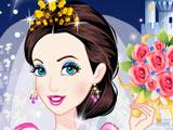 Игра Золушка Невеста: Одевалка