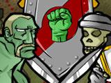 Игра Рыцарь Зомби