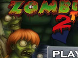 Игра Охотник на Зомби 2