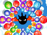 Игра Зума: Конфетный Обстрел