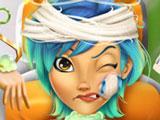 Игра Сабина Врен в Больнице