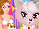 Принцесса Заботится о Кошке